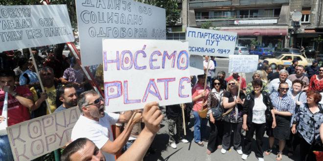 Плате у Србији су најниже у региону