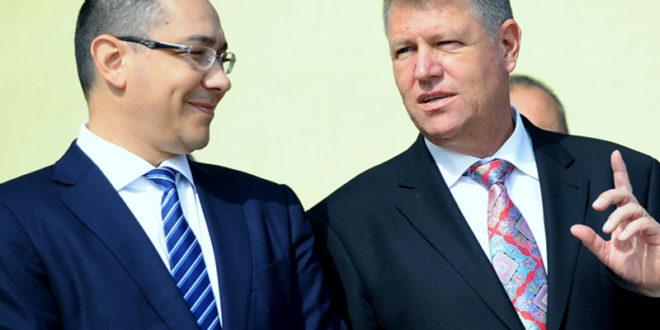 БУКУРЕШТ: Јоханис јавно позвао Понту да поднесе оставку
