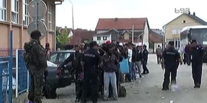 Мигранти: Улазак у Србију? Без проблема