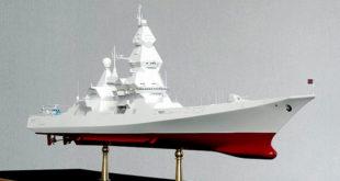 """Нови руски атомски разарач """"Лидер"""" биће - """"Армата"""" међу ратним бродовима 10"""