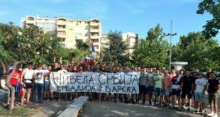 Фашистички режим Мила Ђукановића пребијао српску децу само зато што су у Бару спалили албанску заставу 8