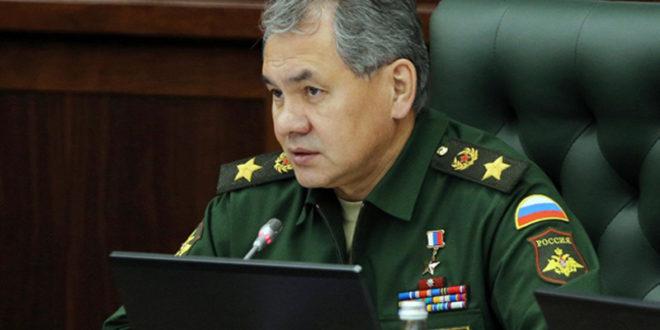 Шојгу позвао руску армију да се припрема за негативни сценарио