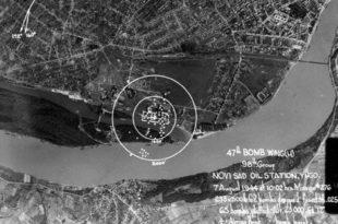 До сада необјављени снимци савезничког бомбардовања Новог Сада 1944. године (видео)