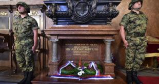 Обележено 112 година од убиства Александра Обреновића и краљице Драге и 147. годишњица смрти кнеза Михаила 12