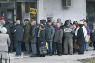 Економија Србије је у тоталном хаосу и расулу 7