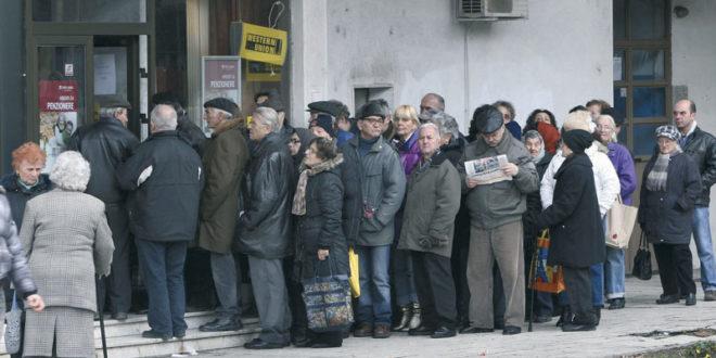 НБС поводом проблема првог дана исплате пензија: Банка мора да прихвати руком писано пуномоћје ако садржи све податке