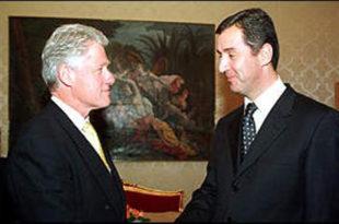 Клинтон за Би-Би-Си: Ђукановић тражио од НАТО пакта бомбардовање Мурина