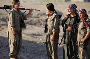 Курди протерали исламисте из града Кобане