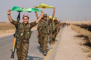 Курди разбили џихадисте: Исламска држава одсечена од света