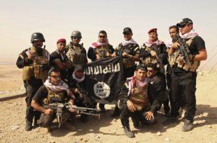 ИСЛАМСКА ДРЖАВА ПРЕД СЛОМОМ: Џихадисти се повлаче, Курди стигли на 50 км од главног града калифата!