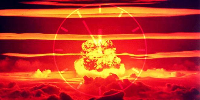 СМАК СВЕТА: Сказаљке на сату нуклеарне апокалипсе померене унапред за два минута