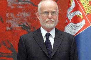 ЛАЗАНСКИ: Британски амбасадор у Србији вређа здраву памет (видео)