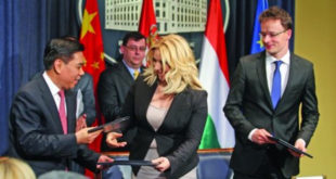 Због неспособности Вучићевих билмеза у влади Кина све више инвестира у Мађарску 7