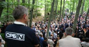 Усташе покушале да спрече комеморацију за преко 40.000 Срба страдалих у комплексу усташких логора Јадовно 8