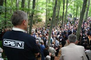 Усташе покушале да спрече комеморацију за преко 40.000 Срба страдалих у комплексу усташких логора Јадовно
