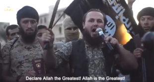 Исламска држава прети на шиптарском 3
