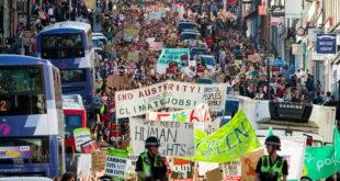 Лондон: Хиљаде демонстраната протестовало против мера штедње 9