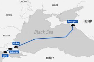 """Финансирање """"Турског тока"""" кроз Грчку регулисано? 1"""