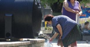Ужицe: Изворишта пресушила, воду користити само за најосновније потребе