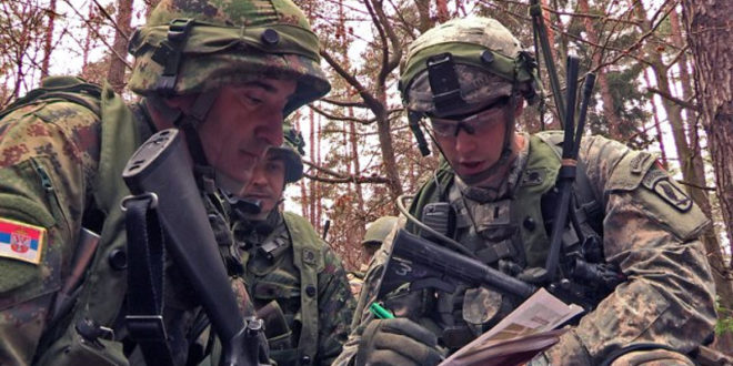 Војска Србије учествоваће у августу у огромним маневрима НАТО у Немачкој под командом чешког пуковника 1