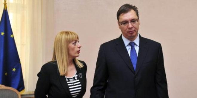 """Вучић и """"експерти"""" не знају да управљају новцем: Европска унија блокирала 20 милиона евра 1"""