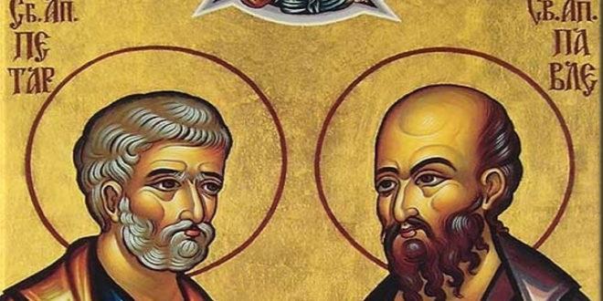 Данас славимо Петровдан