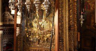 У Светом манастиру Хиландару данас 25/12. јула свечано се и молитвено прославља празник иконе Пресвете Богородице Тројеручице