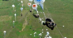 """Код Пскова 2.000 руских падобранаца увежбава """"дејства у непријатељској позадини"""" 4"""