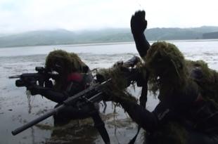 Специјалци Војске Србије, за њих не постоје препреке (видео)