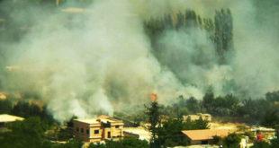 Сиријска армија уз помоћ Хезболаха заузела град Забадани 2