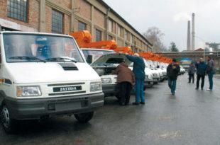 Бивши радници Заставе камиона данас наставили протест 2