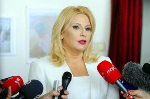 УХАПСИТЕ КОРУМПИРАНОГ ОЛОША! Министарка Михајловић поклонила приватној фирми земљиште вредно 4 милијарде евра