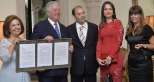 Добио отказ јер је критиковао недостојно понаше судије Вишег суда у Београду Предрага Васића на рођендану британског наредника Александра 10
