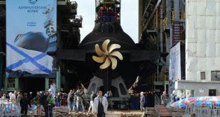 Црноморска флота Русије добила најнечујнију подморницу нове генерације 4