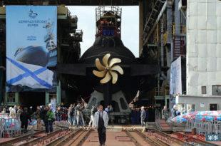 Црноморска флота Русије добила најнечујнију подморницу нове генерације