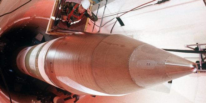 Узбуна у САД: Изгубљен контакт са 50 интерконтиненталних ракета