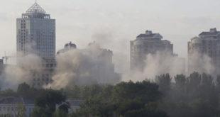 Доњецк: Украјинске снаге гранатирале болницу и школу