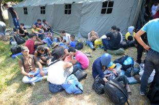 У Србији ће ускоро бити преко 100.000 миграната са Блиског истока