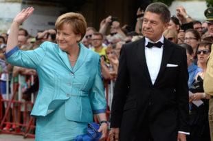 """Меркелова пала у несвест за време премијере Вагнерове опере """"Тристан и Изолда"""""""