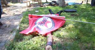 Лажна застава: Суруч - агресија Турске на Сирију и геноцид на Курдима 2