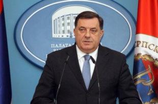 Милорад Додик: Правосуђе БиХ ради против интереса РС, тражимо разграничење уставних надлежности Сарајева и Бањалуке