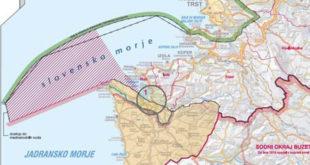 Хрватска изгубила гранични спор са Словенијом, најмање две трећине Пиранског залива припашће Словенији 16