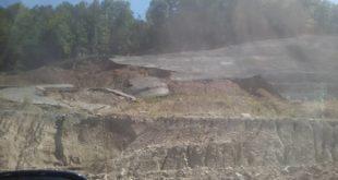 Уживо са деонице ауто-пута Савинац где је јутрос посечен Храст стар 600 година!