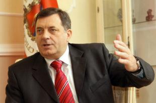 Додик: Подршка Москве референдуму је логична