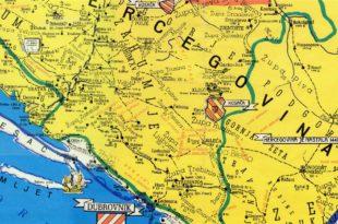 Како је покатоличена западна Херцеговина