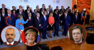 Дадиља Меркел шутнула велеиздајничко недоношче где му је и место! На крај реда 2