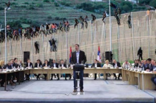 Македонија пропушта мигранте, Хрватска их враћа - све у Србију