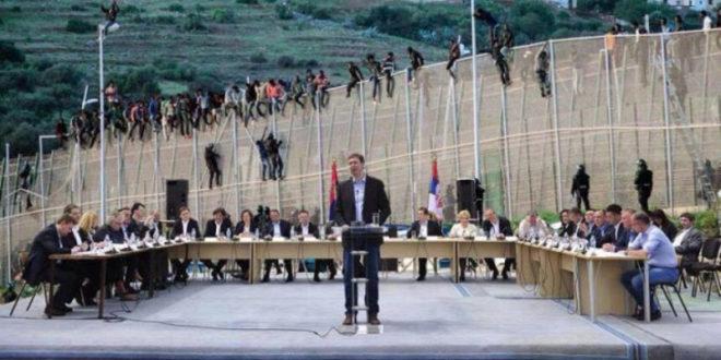 Нови притисак миграната на српску границу 1