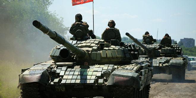 Армија Доњецке Републике стављена у стање борбене приправности