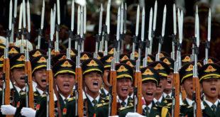 """Кинеска војска вежба по """"реалистичном сценарију"""" 3"""